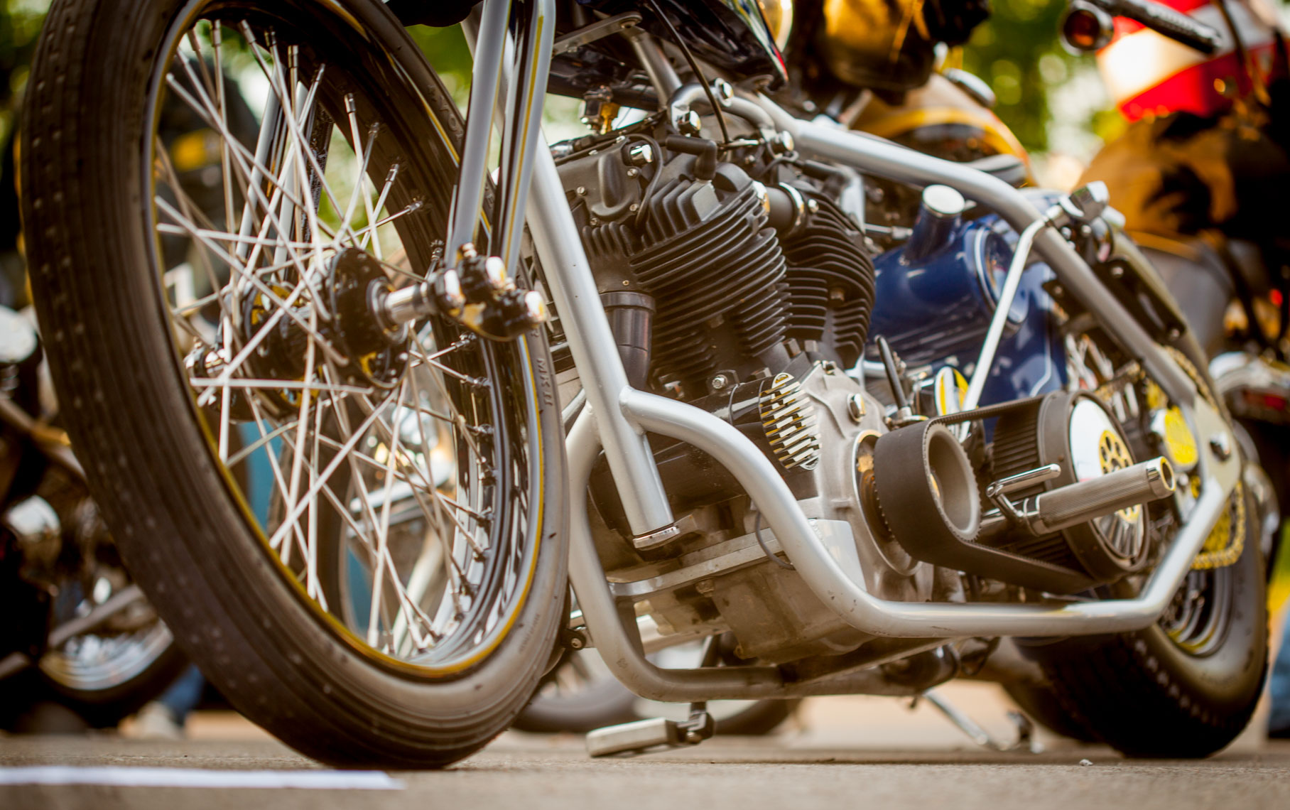 20 Location Photography Custom Motorcycle Builderes Des Moines Iowa FTW Low Rider