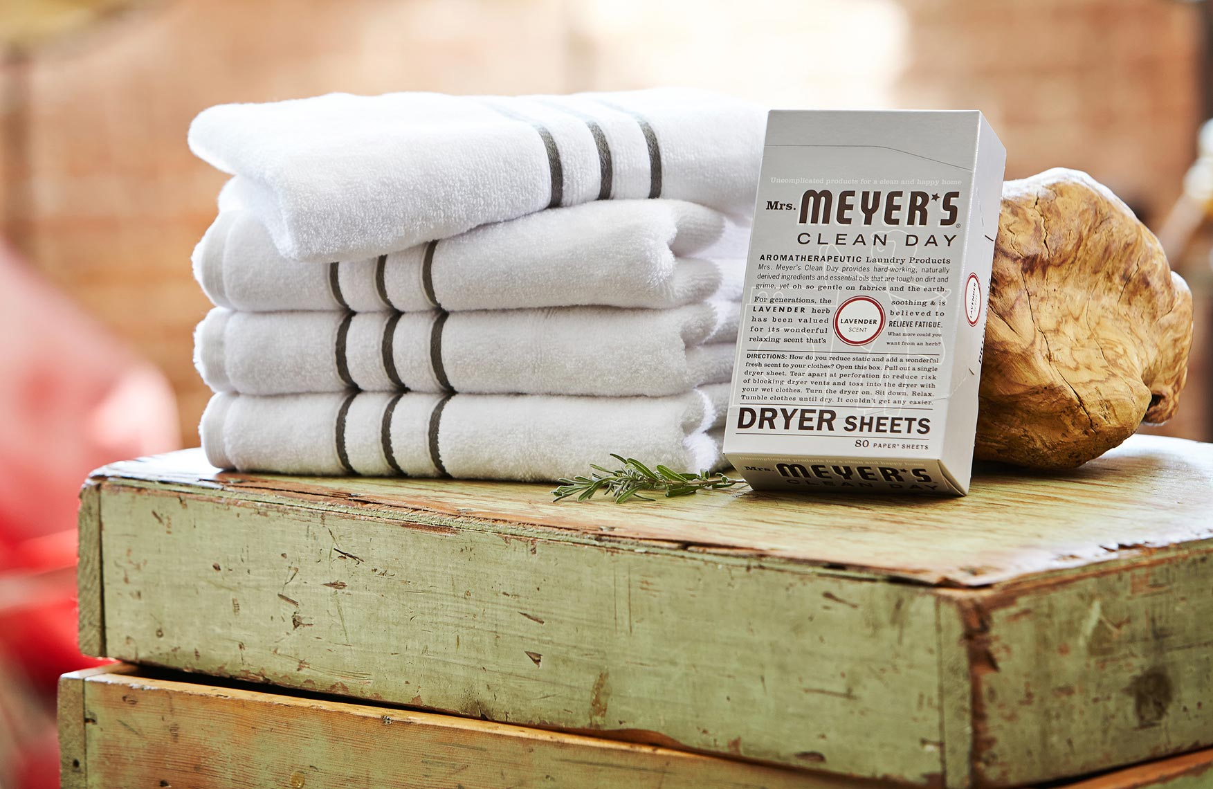 Product Photography Still Life Meyers Dryer Sheets Daylight Studio Chicago