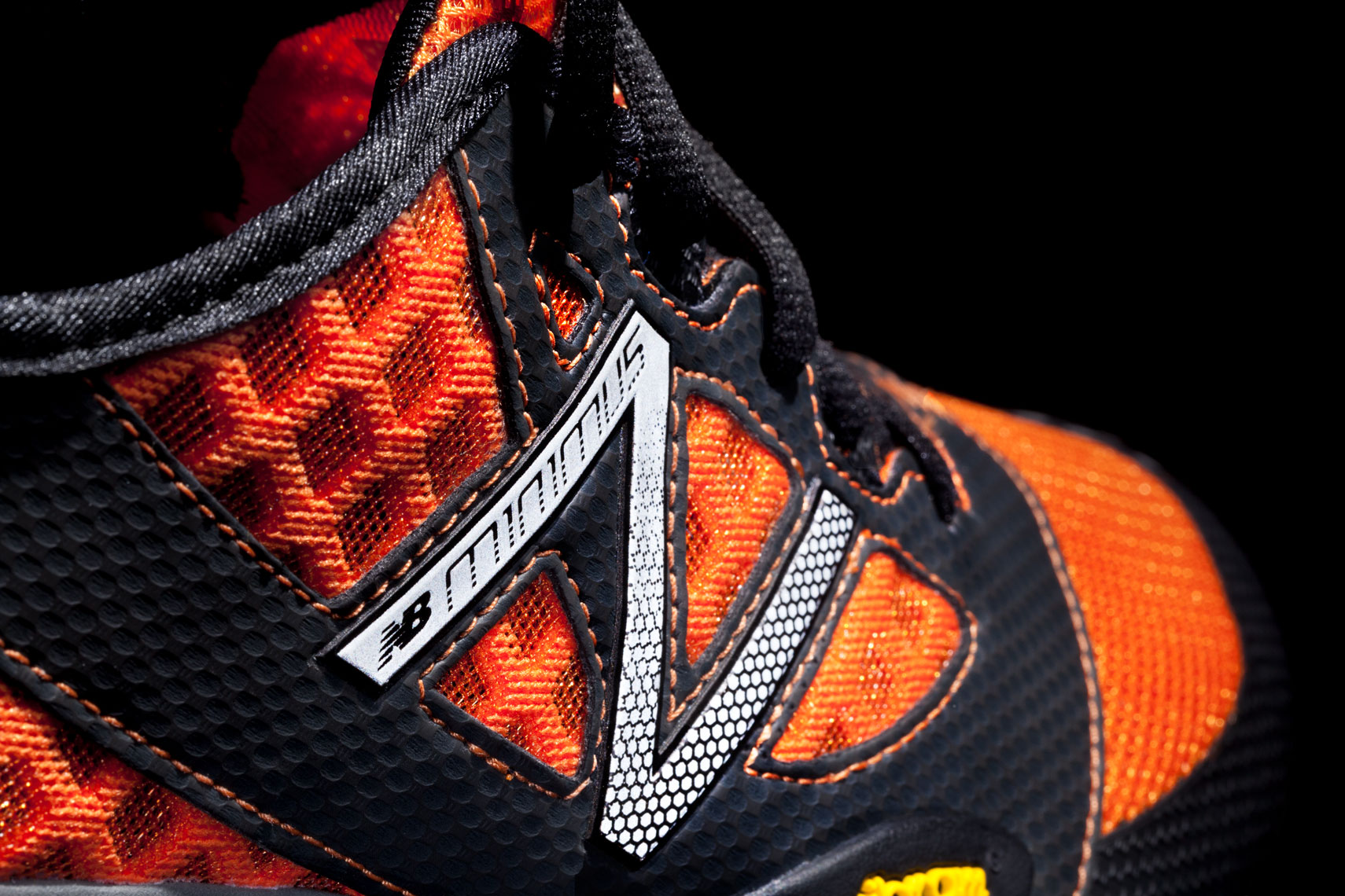 Product Photography Gear New Balance Minimus Mens Orange Reflective Crossfit Running Shoes Denver