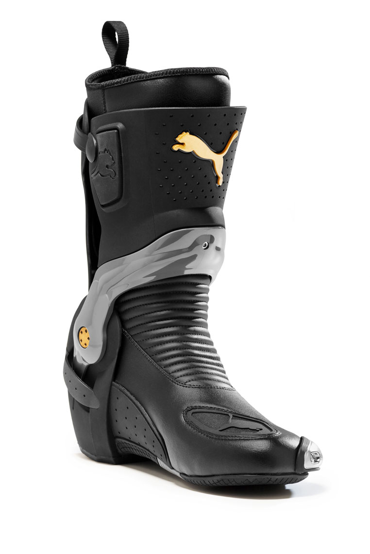 Product Photography Gear Puma Moto GP Road Street Racing Motorcycle Boots Chicago