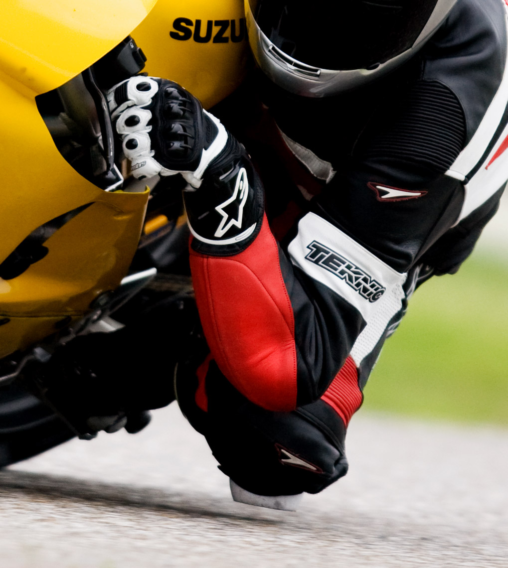 16 Location Photography Race Track Knee Down Grand Prix European Style