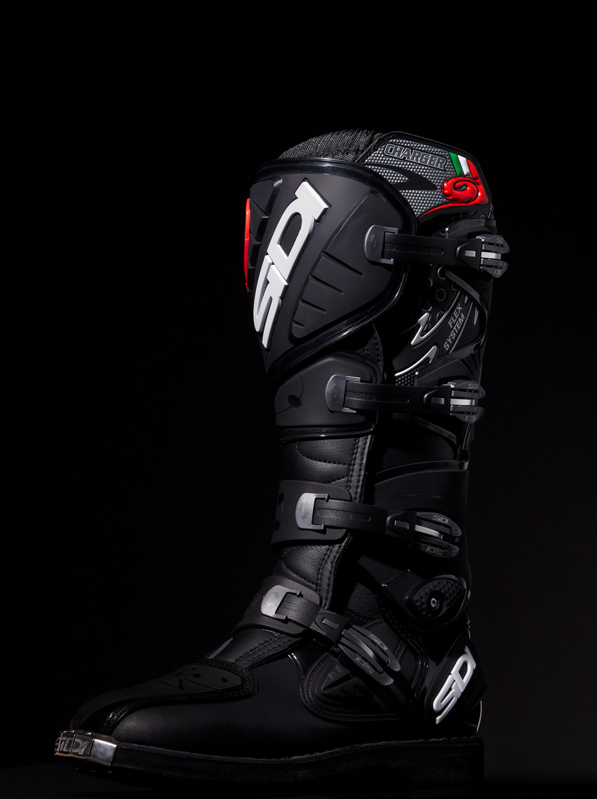 Product Photography Gear Sidi Crossfire Adventure Riding Motorcycle Boots
